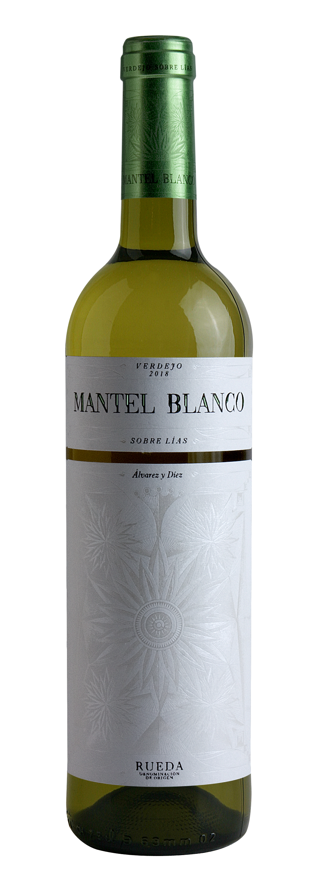 MANTEL BLANCO 2018