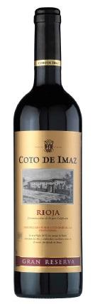 COTO DE IMAZ GRAN RESERVA 2004