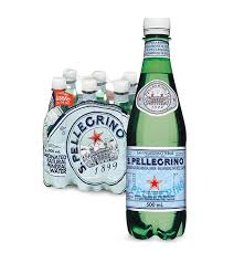 AGUA SAN PELLEGRINO 500ml PET. PACK DE 6 BOTELLAS