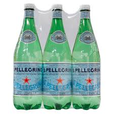 AGUA SAN PELLEGRINO 1000ML.PET .PACK DE 6 BOTELLAS