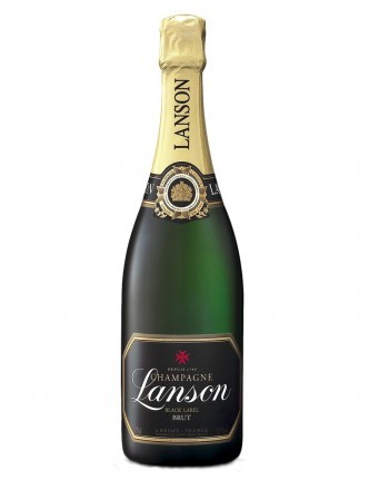 LANSON BLACK LABEL 0,75 cl. (3/4) CHAMPAGNE